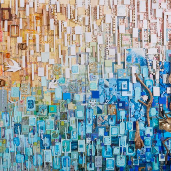 Lillian Blades: Mirrors of Life