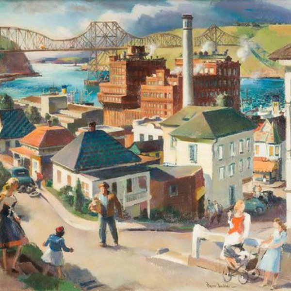 A Different Kind of Modern: American Scene Painting 1933 – 1955