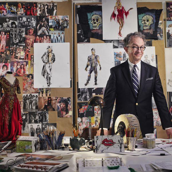 William Ivey Long: Costume Designs 2007-2016
